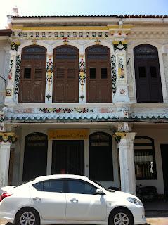 Melaka Shophouse