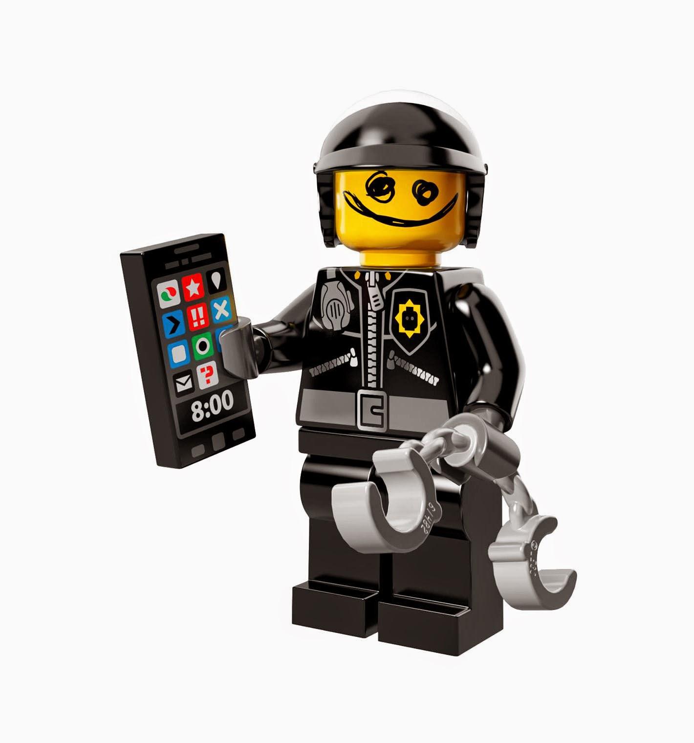 Lego 25 Minifigure Superfighissime
