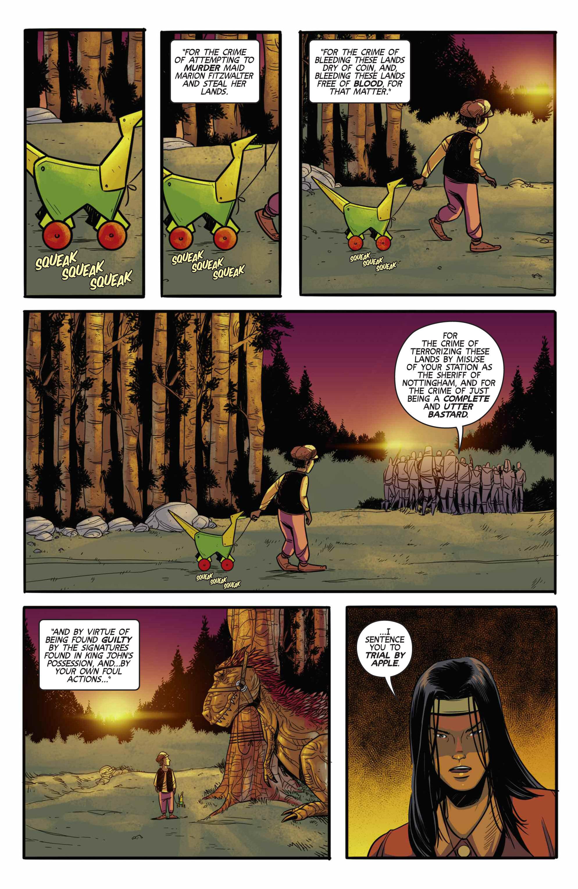 Read online Turok: Dinosaur Hunter (2014) comic -  Issue # _TPB 3 - 87