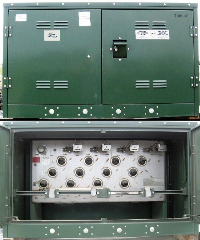 Engineering Photos Videos And Articels  Engineering Search Engine   High Voltage Sf6 Padmount