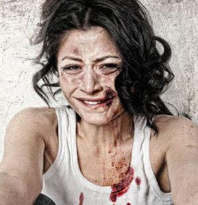 kadın şiddeti