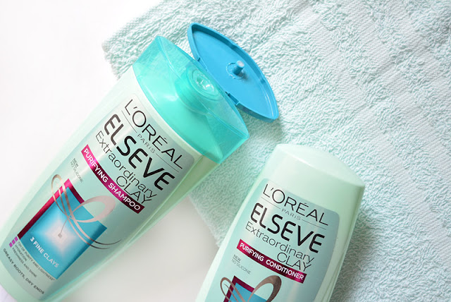 L'Oréal Paris Elseve Extraordinary Clay Shampoo