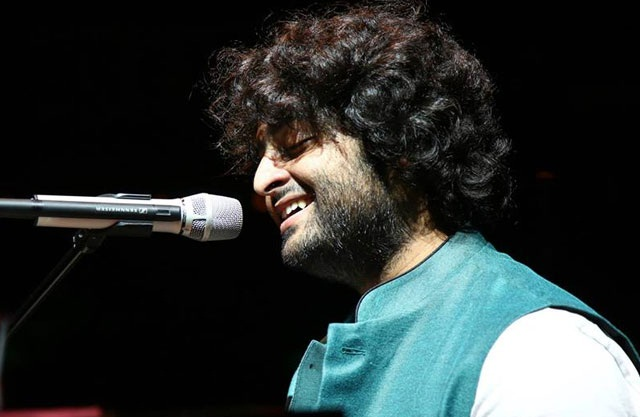 Arijit Singh Contact Number
