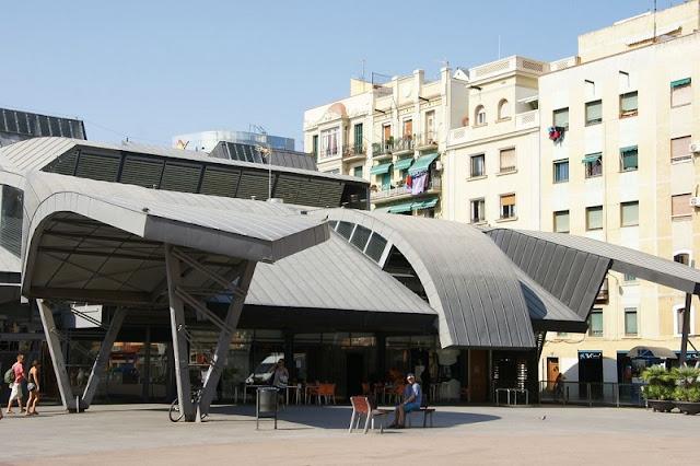 Mercat de la Barceloneta