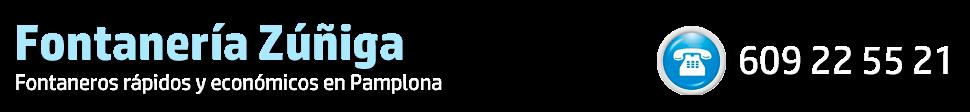 FONTANEROS PAMPLONA - 609 225 521 - Instalaciones, averías, calefacción, agua caliente, desatascos