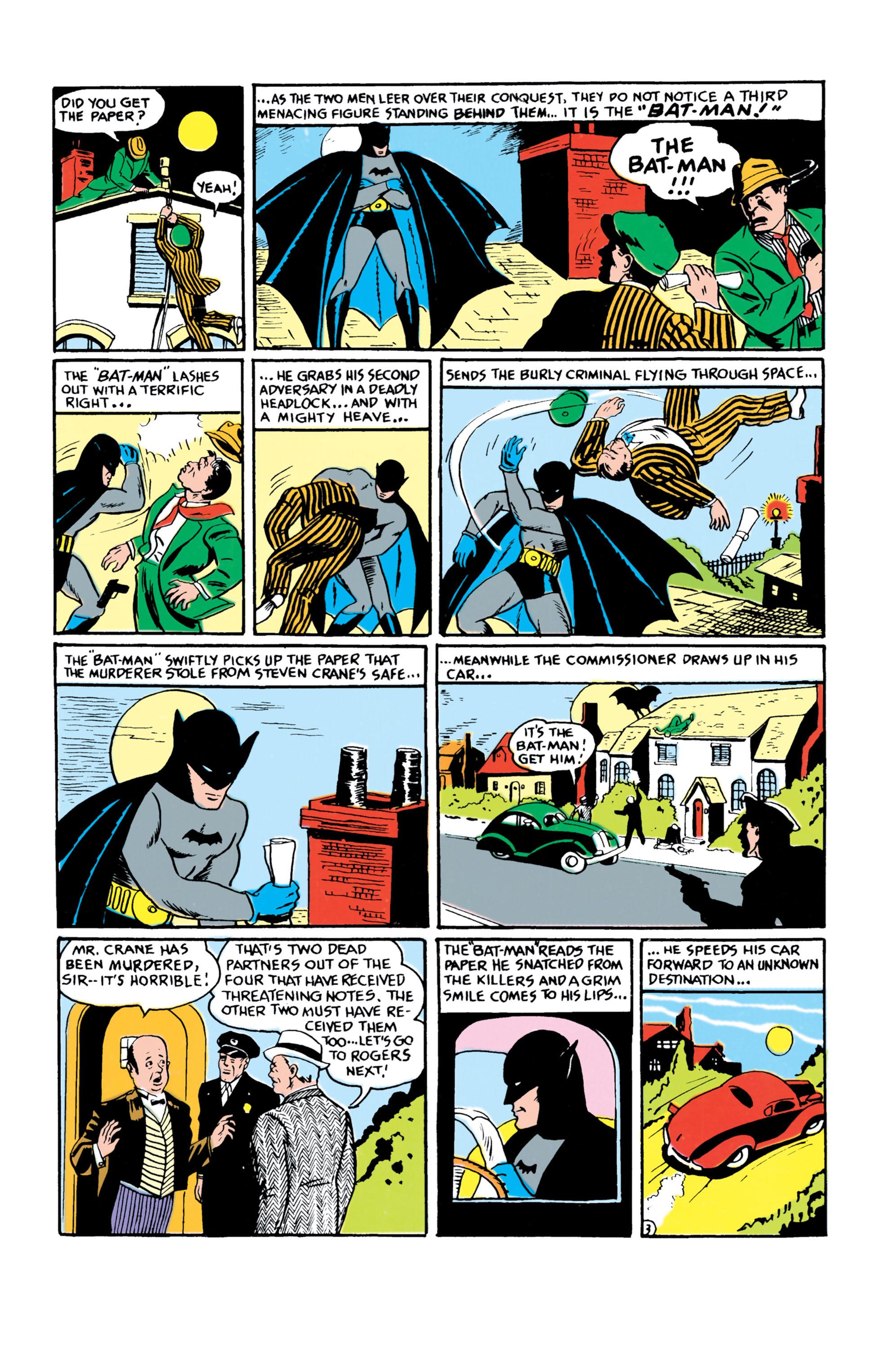 Detective Comics (1937) 627 Page 3