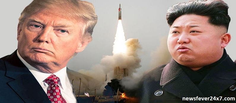 US and North Korea War