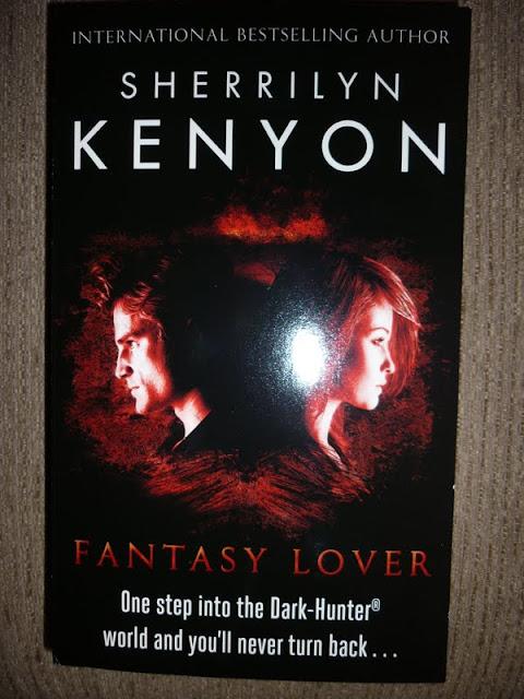 Sherrilyn Kenyon Fantasy Lover book