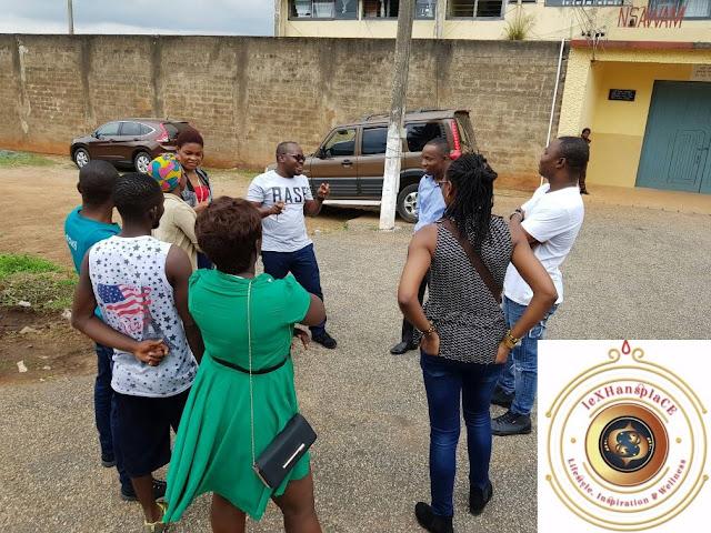 mildred menkiti at the Nsawam Female Prisons, Nsawam, Ghana 14