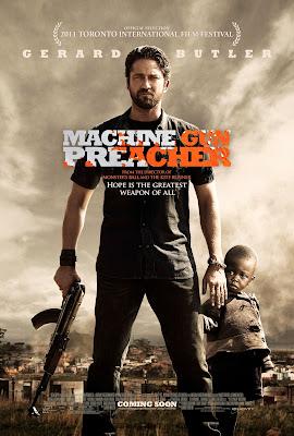 Machine Gun Preacher 2011 DVDR NTSC Latino