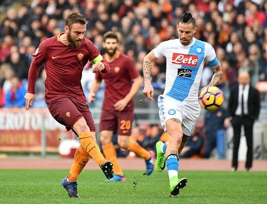 Sampdoria không sợ AS Roma.