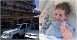 Νίκησε τον θάνατο ο 4χρονος που έπεσε από μπαλκόνι στα Χανιά – Δάκρυα χαράς από την ενημέρωση των γιατρών