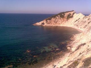Karacaköy Deniz Mağaraları, İmrenli Koyu, Sırp Limanı, Hakkında Detaylı Bilgi