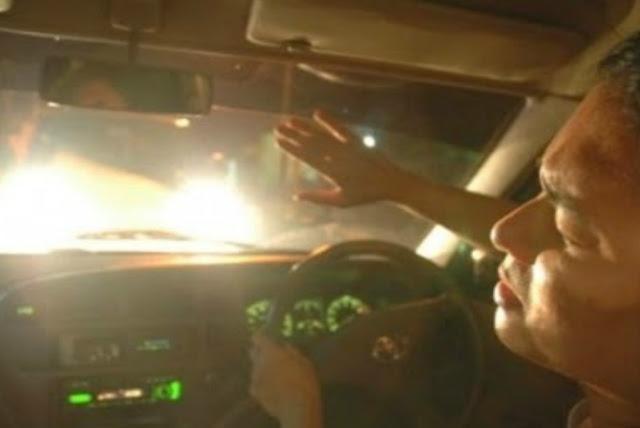 Keluhan Para Sopir Truk yang Nyawanya Terancam Karena Silau lampu HID Dan LED Dari Mobil dan Motor.