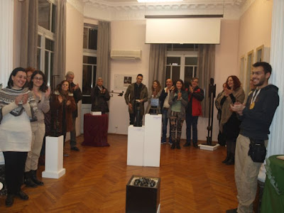 Έκθεση γλυπτικής - ΝΕΑ ΑΚΡΟΠΟΛΗ στη Θεσσαλονίκη
