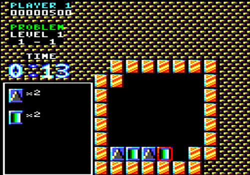 Puzznic Amstrad CPC
