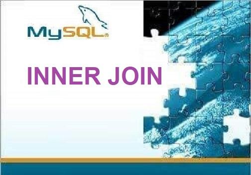 MySQL Series : INNER JOIN MySQL