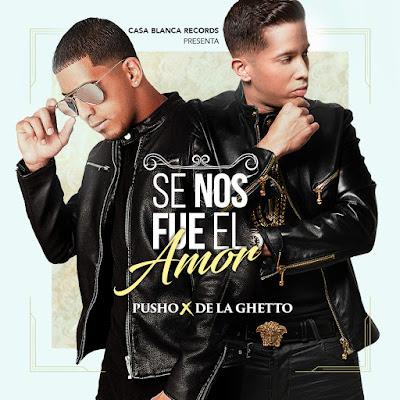 Risultati immagini per Pusho Ft. De La Ghetto - Se Nos Fue El Amor.