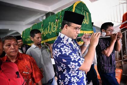 Rahmat Hidayat, Jakmania yang Meninggal Usai Keningnya Dicium Anies Baswedan