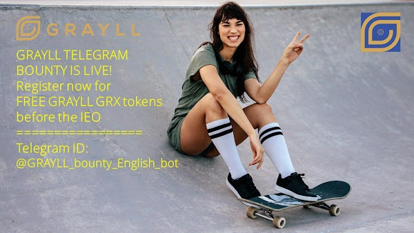 GRAYLL Airdrop - Free 50$