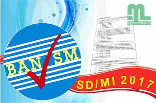 Instrumen dan Perangkat Akreditasi SD-MI 2017