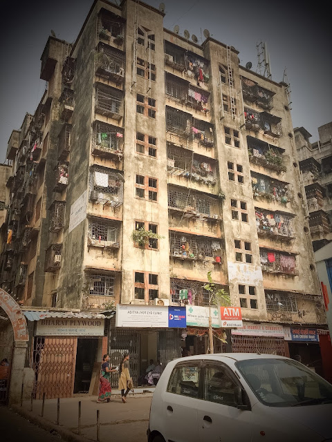 Blocuri din Mumbai, India
