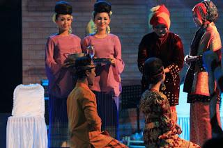 Tradisi Pernikahan Adat Suku Ogan