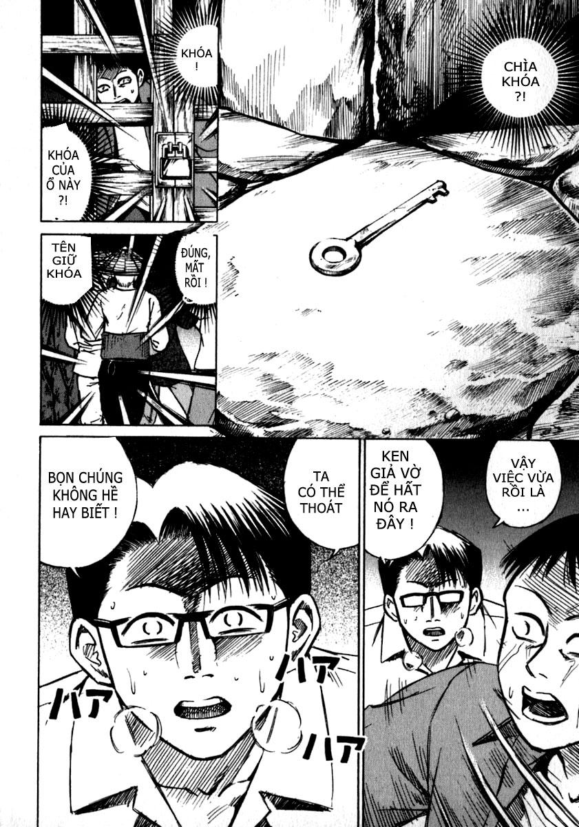 Higanjima chapter 22 trang 16