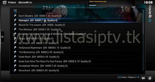 Como Instalar o Add-On Movie4k no KODI - Filmes em 4K no Kodi