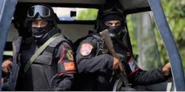 شاهد الداخلية تعلن تفاصيل مصرع إرهابيين جديدين من منفذي حادث دير الأنبا صموئيل