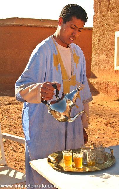 Té-menta-Marruecos