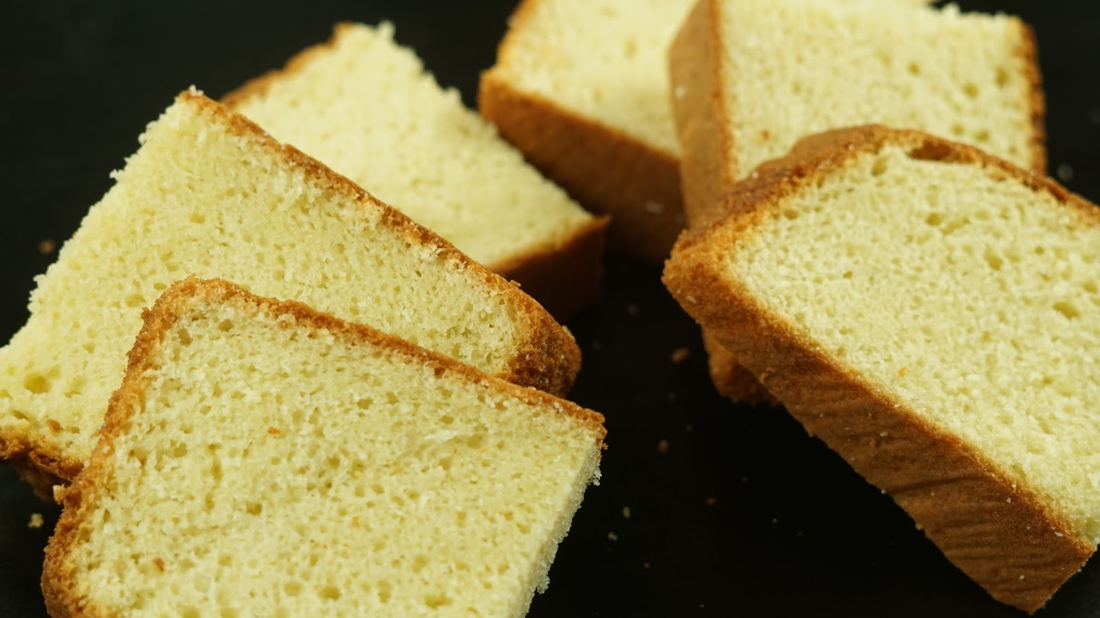 The Top 20 Ideas About What Is Sponge Cake