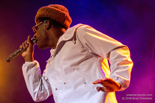 Leon Bridges at Echo Beach on September 27, 2018 Photo by Brad Goldstein One In Ten Words oneintenwords.com toronto indie alternative live music blog concert photography pictures photos
