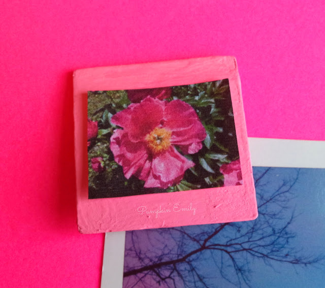 DIY Picture Magnet