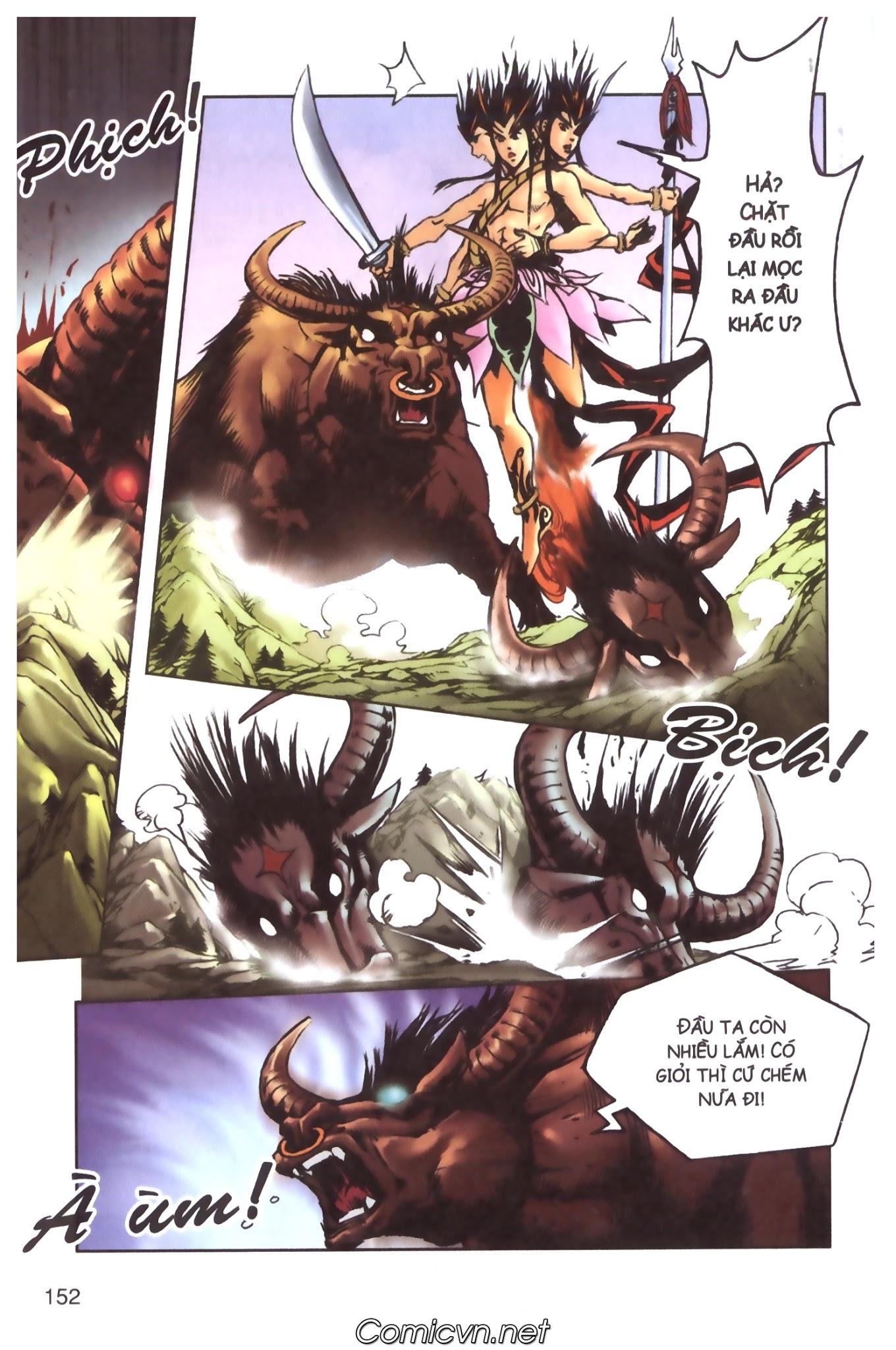 Tây Du Ký màu - Chapter 109 - Pic 25