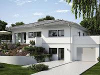 Haus Modern Walmdach