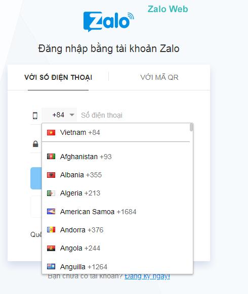 Zalo Online - Đăng Nhập Zalo Web, Chat Zalo Trên Trình Duyệt PC d