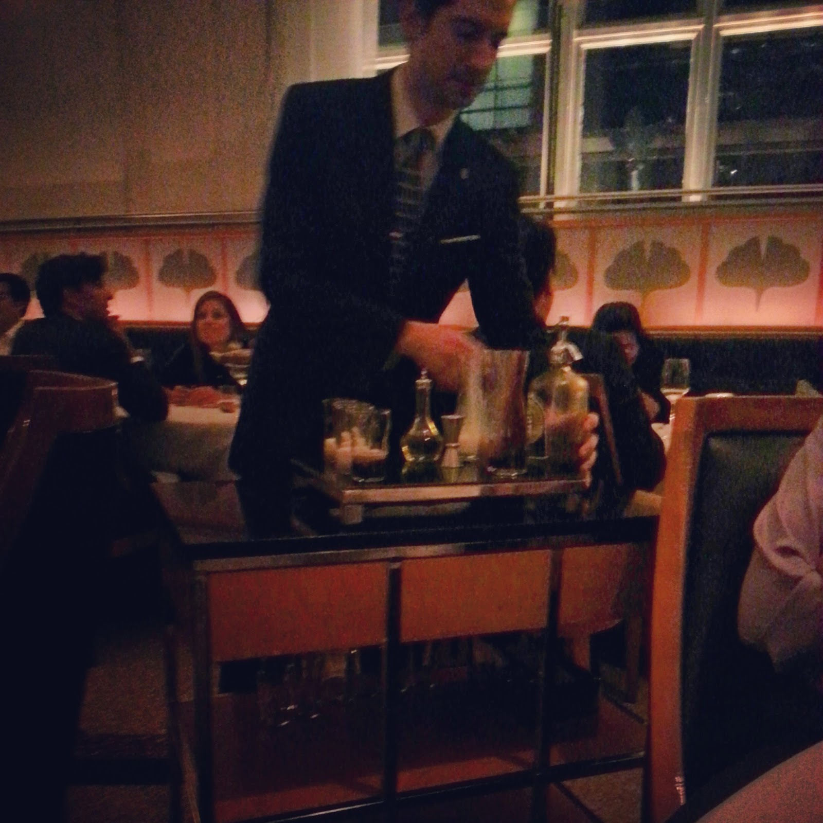 Tableside Egg Creams |  Feasting at Eleven Madison Park on *sparklingly  |  http://sparklingly.blogspot.com