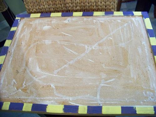 Como hacer planchas de corcho
