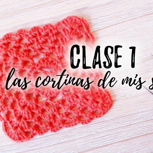 LAS CORTINAS DE MIS SUEÑOS - CLASE 1