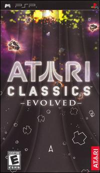 Atari Classics Evolved (PSP) [ISO - USA] [MEGA]