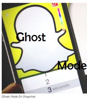 how to activate snapchat ghost mode