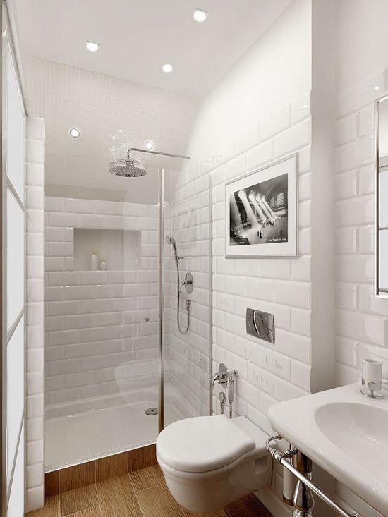 Si quieres conseguir un baño elegante ten cuidado con el color