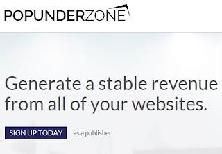 PopUnderZone - Alternativa a Adsense