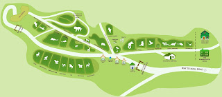 Map of zoo as in official website