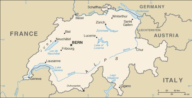 Martan matkassa: Sveitsi uusi kotimaa