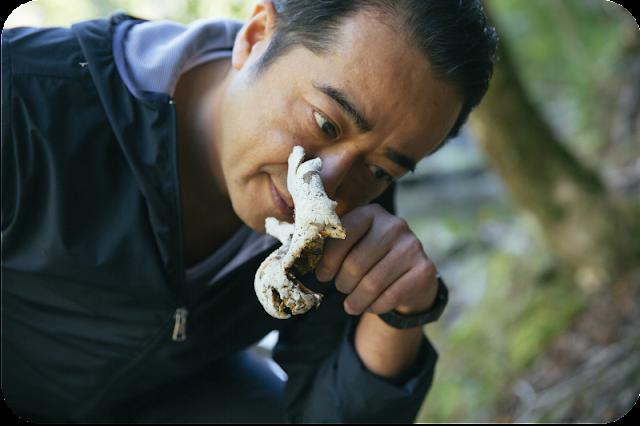 Küchenchef und Inhaber Hisato Nakahigashi vom Restaurant Miyamasou** in den Wäldern von Kyoto, Japan. Fotocredit: AEG für #tastetology London | Arthurs Tochter Kocht von Astrid Paul