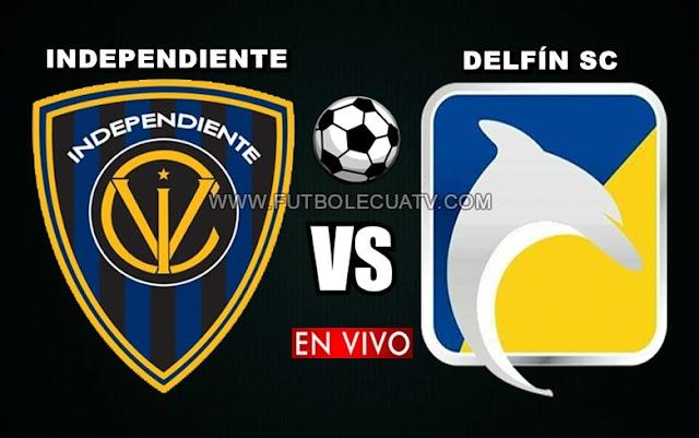Independiente del Valle se mide ante Delfín en vivo a partir de las 18h00 horario de nuestro territorio por la fecha treinta del campeonato ecuatoriano a jugarse en el reducto Rumiñahui, siendo el árbitro principal Roberto Alarcón con transmisión del canal oficial GolTV Ecuador.