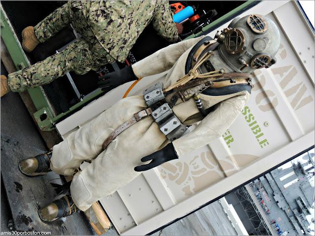 Uniformes Militares durante la Fleet Week de Nueva York