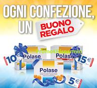 Logo Polase ti regala buoni Amazon come premio sicuro e non solo !